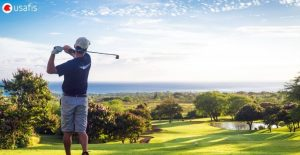 USAFIS: Golf